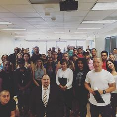 Welcoming in the newest wave of Fremont students at our October orientation 2015. #fremontcollegestudents #fremontcollege #orientation #newstudents #paralegal #srt #groupphoto #education #highered