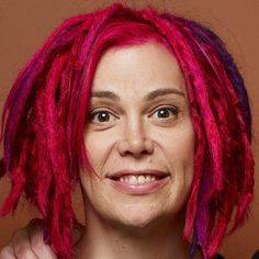Lana Wachowski, of The Matrix, V for Vendetta, and Cloud Atlas.