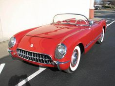 Chevrolet : Corvette NO RESERVE 1954 CORVETTE, OFF - http://www.legendaryfinds.com/chevrolet-corvette-no-reserve-1954-corvette-off-2/