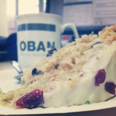 The Great Oban bake-off