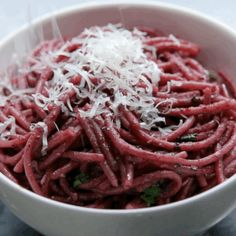 Red Wine Spaghetti Is The New Way To Spaghetti