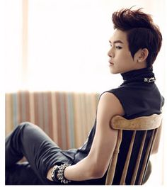 "infinite hoya | Infinite "" Hoya "" Paradise Official Picture ~ B2ST RISING"