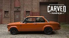 This BMW 2002 is a Carved Pumkin YouTube