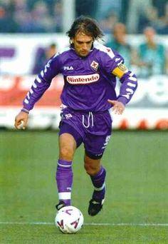 Gabriel Batistuta, Fiorentina.