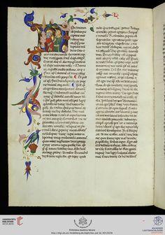 Vatikan, Biblioteca Apostolica Vaticana, Pal. lat. 935 Boccaccio, Giovanni De casibus illustrium virorum ('Redactio B') — Venedig, Ende 14. Jh.