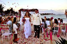 Sand Andres Beach Ceremony