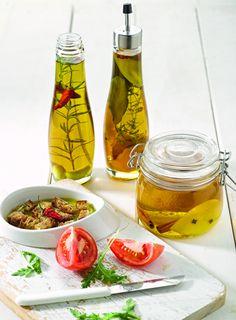Αρωματισμένα ελαιόλαδα - www.olivemagazine.gr