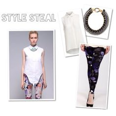 Style Steal - Midnight Leggings only at hellolilo.com