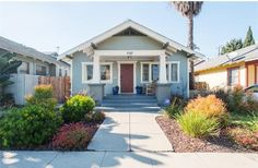 Just Sold! This Beautiful Craftsman Bungalow located in Rose Park is now the home of an amazing couple! We are so happy to have worked with them and am happy to have them as neighbors.  :) #roseparkrealestate #longbeachrealestate #welcomehome #justsold #craftsmangem #blessed