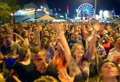 Oktoberfest in Downtown Myrtle Beach from City of Myrtle Beach Photos of the Week