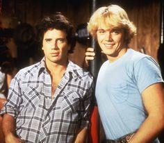 Luke and Bo Duke were pretty hot to bad they got old
