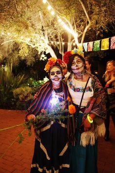 Dia de los Muertos Party, Jardines de San Juan