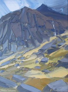 Clogwyn Mawr, Llanberis - Galeri Betws Y Coed - Art Gallery in North Wales