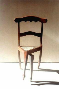 Woman chair