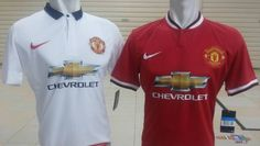 Kaos Jersey MU Home - Away...Rp.95.000,-  http://anekajersey-bola.blogspot.com/search/label/Manchester%20United%20Home-Away%202014%2F2015