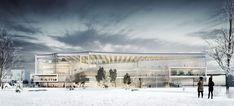 MGM . Beaudouin . Paris-Saclay Learning Center . Saclay (1)