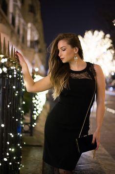 #petiterobenoire #littleblackdress #fashion #lace #mode #sexy #party
