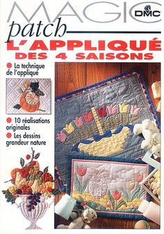 1998 applique with patterns