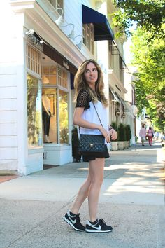 #fashion #style #blog #blogger #nike #sandro #chanel #hm #hamptons #travel #vacation #summer