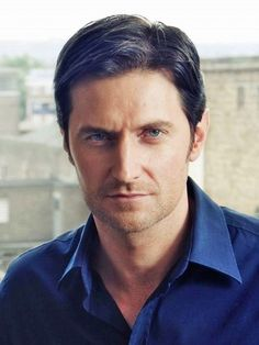 Richard Armitage, photo: Joe McGorty, 2010 (promo Spooks for Sunday Times).