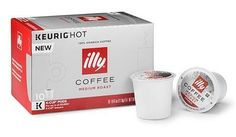 Illy KCup Pods 2 Boxes of 10 Kcups Medium Roast * Find out more about the great product at the image link.