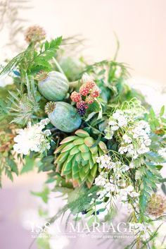 Succulents, Floral Wreath, Wreaths, Plants, Home Decor, Room Decor, Flora, Succulent Plants, Garlands
