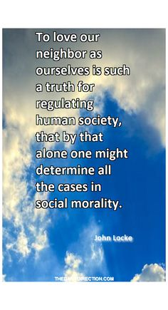 Encouraging quote from John Locke Locke quote Famous Quotes, Me Quotes, Philosophical Thoughts, John Locke, Seeking God, The Kingdom Of God, Encouragement Quotes, Psych, Philosophy