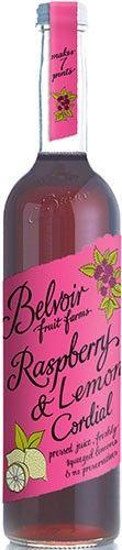 Belvoir Raspberry and Lemon cordial