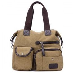 SHARE & Get it FREE   Pockets Canvas Multifunctional HandbagFor Fashion Lovers only:80,000+ Items • FREE SHIPPING Join Nastydress: Get YOUR $50 NOW!