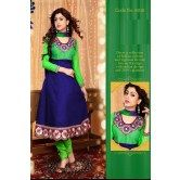 khantil-parrot-and-navyblue-new-fashionable-anarkali-suits