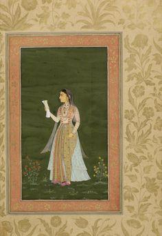 Taken from the Mughal India blog post 'Princess Jahanara's biography of a Sufi saint'