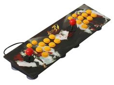 Street-Fighter-IV-Video-Game-Double-Arcade-Stick-Joystick-PC-USB-Controller-D2