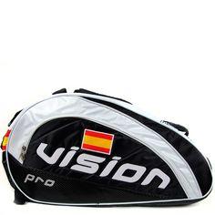 Paletero de padel Vision Elite Spain. http://www.winpadel.com/vision-es/paletero-de-padel-vision-elite-spain