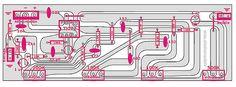 Este pré-amplificador mono com três bandas EQ pode ser usado tanto amplificadores monofônicos e estereôfonicos encontrados.