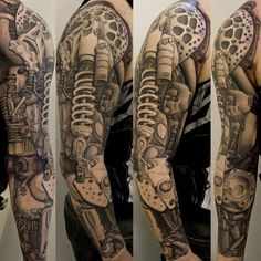 tattoo by MARK GIBSON