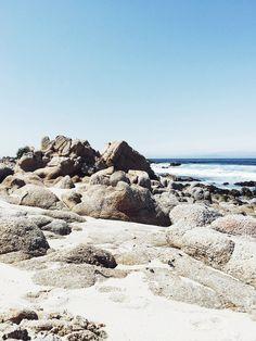 Monterey Beach California • Design. / Visual.