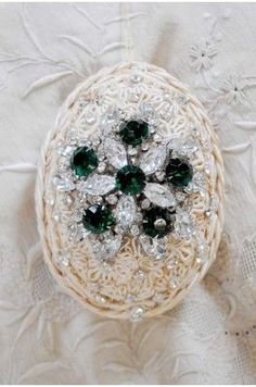 Pasimenterié Couture Ornament - JT10-3102-160