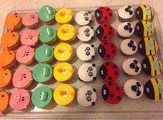 Cupcake animali