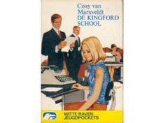 Cissy van Marxveldt met De Kingfordschool