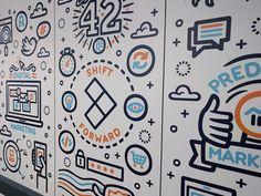 Shift Forward Mural
