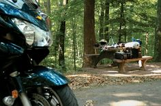 Is Motorcycle Camping For You?