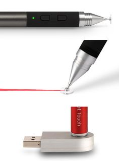 Smart Stylus Roundup: Pressure-Sensitive Electronic Pens for iPad: Adonit Jot Touch 4