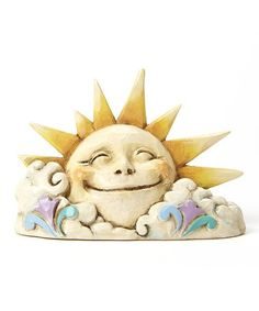 Look what I found on #zulily! Sunshine Figurine #zulilyfinds