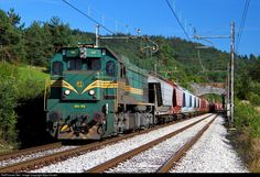 RailPictures.Net Photo: 664-108 Slovenske Zeleznice(SZ) EMD G26HCW-2 at Rakek, Slovenia by Aljaz Hrvatin