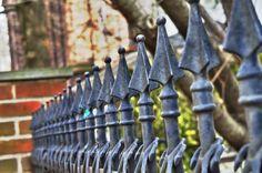 iron posts