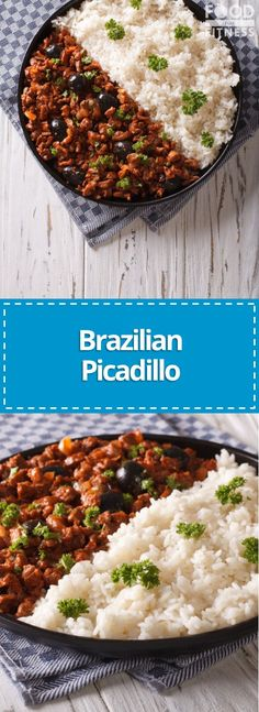 Traditional chillies recipes Video is part of The Best Classic Chili The Wholesome Dish - Brazilian Picadillo Recipe picadillo Brazilian Chilli Recipes, Beef Recipes, Cooking Recipes, Healthy Recipes, Veggie Recipes, Chicken Recipes, Brazilian Dishes, Brazilian Recipes