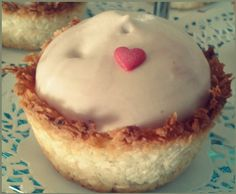 Kreativitet, Kager & Hverdag : Kokos/Kirsebær tærte