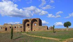 Roman villa of São Cucufate, Vila de Frades (Vidigueira) - Alentejo, Portugal