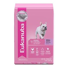 Eukanuba Small Breed Weight Control Adult Dog Food, 15 lbs. * Details can be found by clicking on the image.
