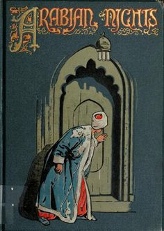 The Arabian nights (1907)Illustrations by Walter Paget Book Cover